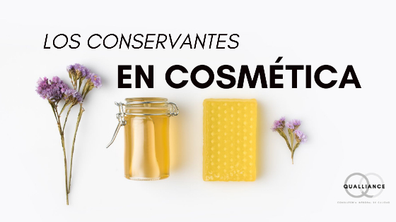 conservantes en cosmética